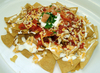 CHILAQUILES (LOADED NACHOS)